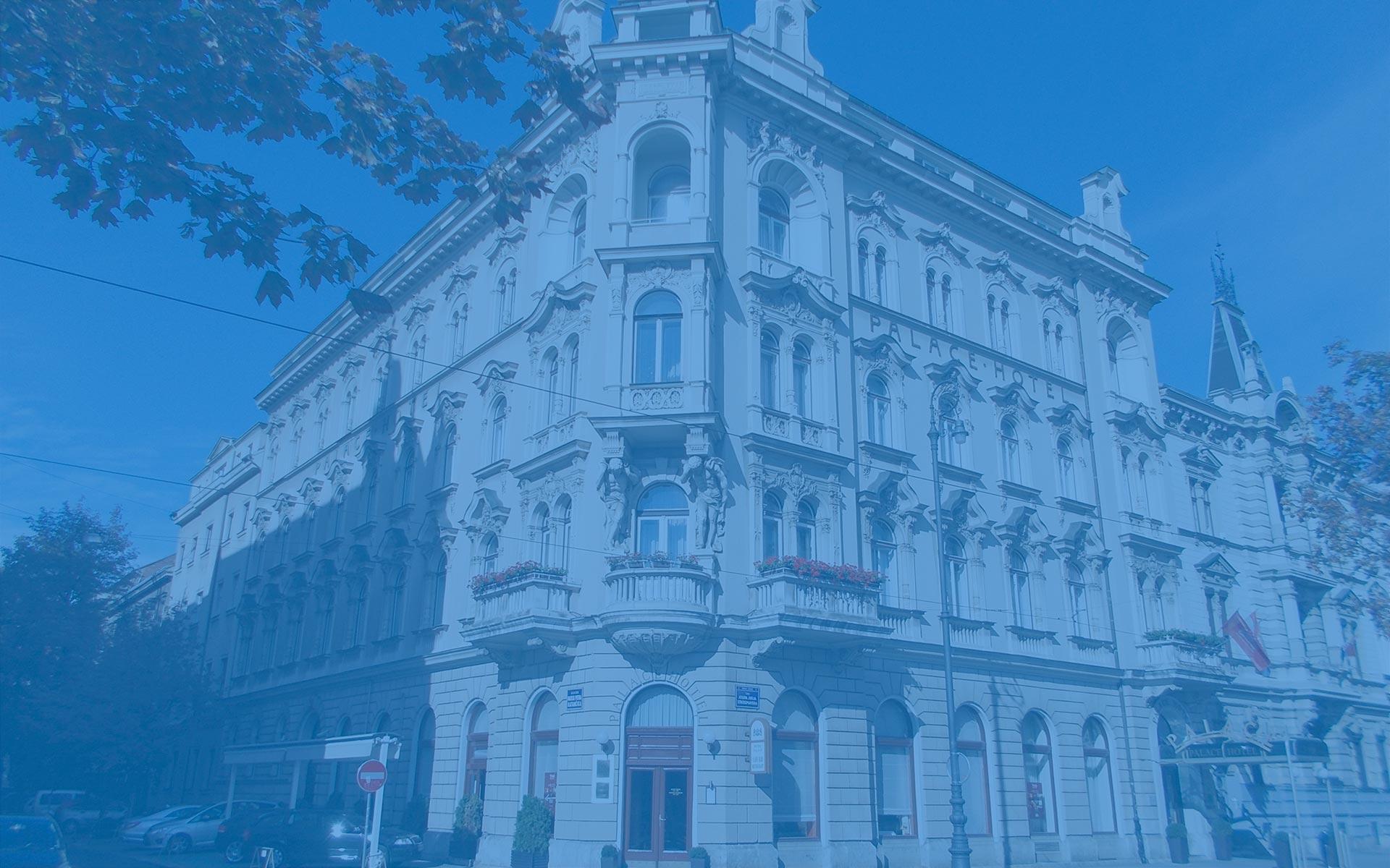 Op2M conference Hotel Palce Zagreb