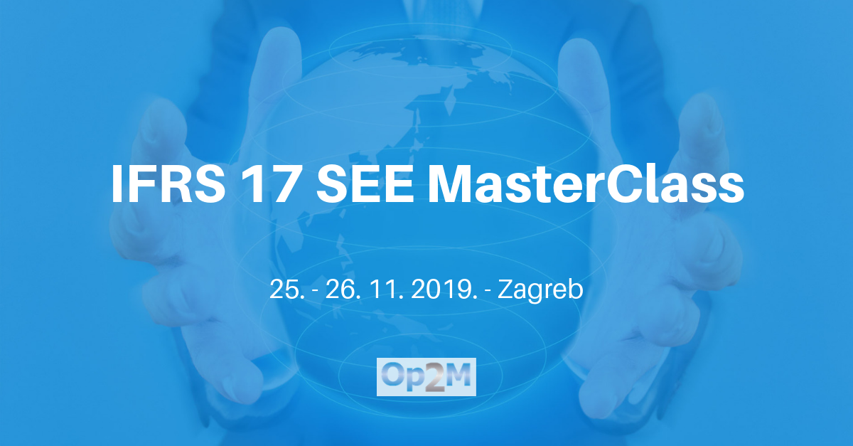 IFRS 17 SEE MasterClass
