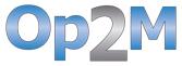 Op2M logotip